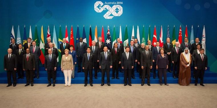 Geng G20 dan Tertinggalnya Indonesia