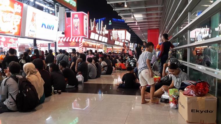 Pekan Raya Jakarta Jangan Terlalu Komersial
