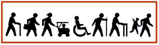 Pedestrian untuk Disabilitas Tanpa Diskriminasi