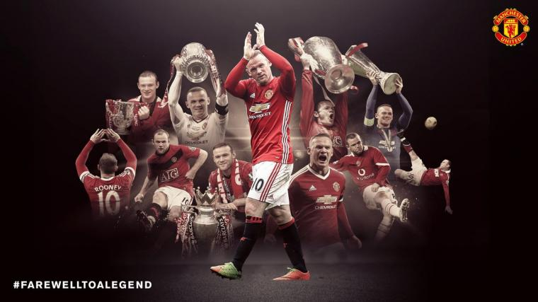 Rooney dalam Cinta yang Penuh Gairah