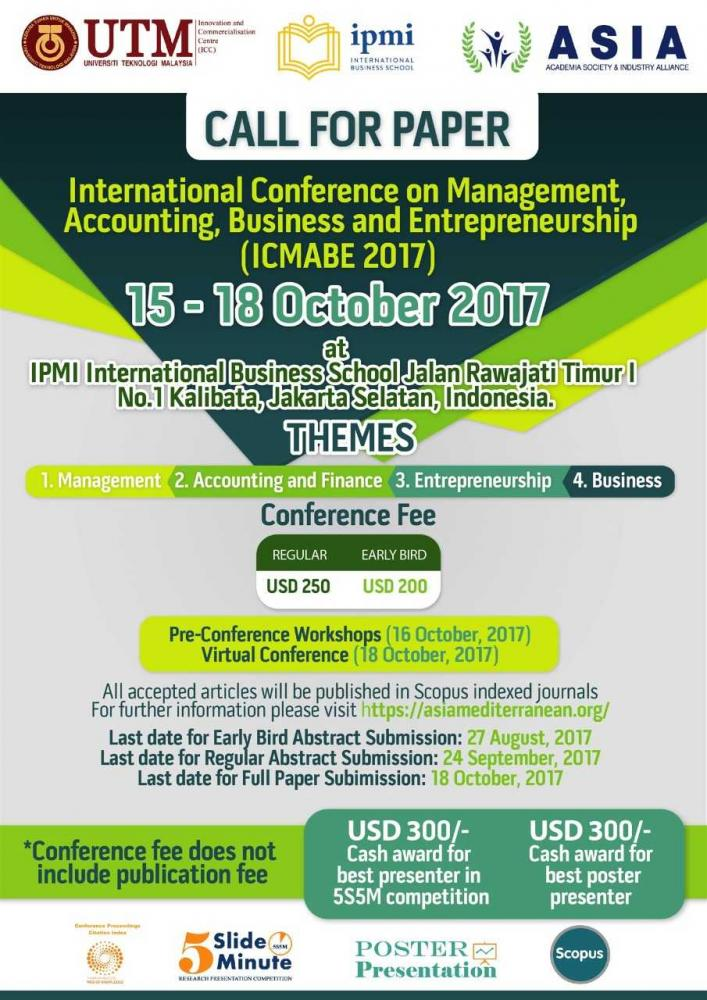 Konferensi Internasional ICMABE 2017