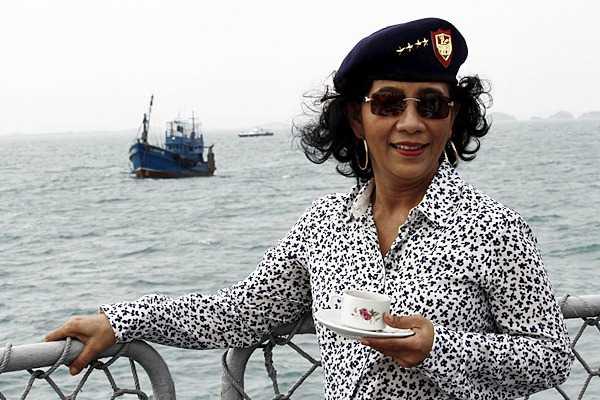 Kartel Pangan Berupaya Menggoyang Posisi Menteri Susi!