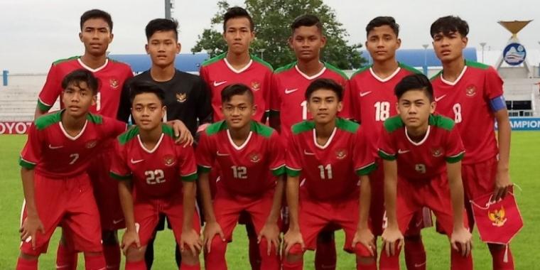 Inikah Penyebab Kegagalan Indonesia di Piala AFF U-15?