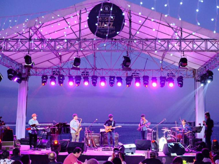 Sanur Mostly Jazz Festival, Panggung Jazz Gaya Pantai yang Aduhai