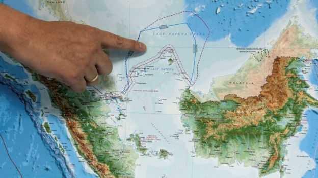 """Beijing Keberatan dengan Pemberian Nama """"Laut Natuna Utara"""""""