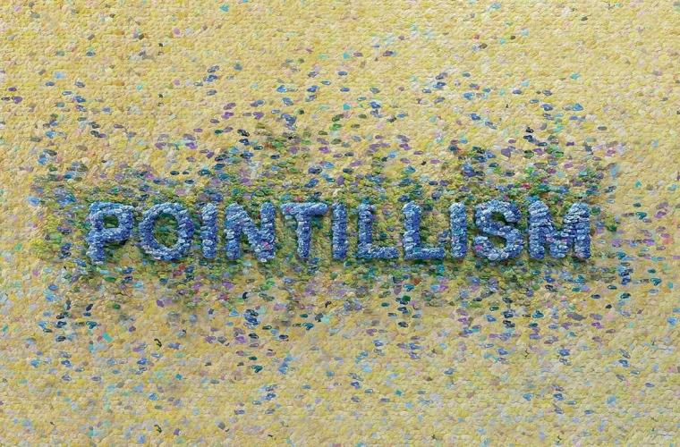 Pointillism, Mari Mewarnai dengan Titik