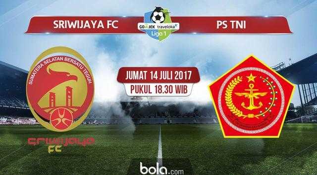 Sriwijaya FC Menang Dramatis Atas PS TNI