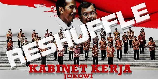 Perseteruan PDIP-PAN Berujung Reshuffle Kabinet?