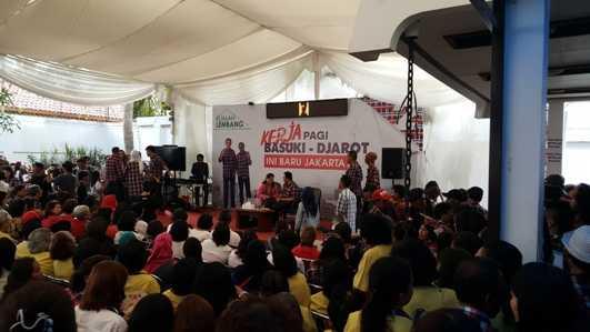 Kemenangan Jokowi, Kekalahan Ahok, Lahiriah dan Spiritualitas Pilgub