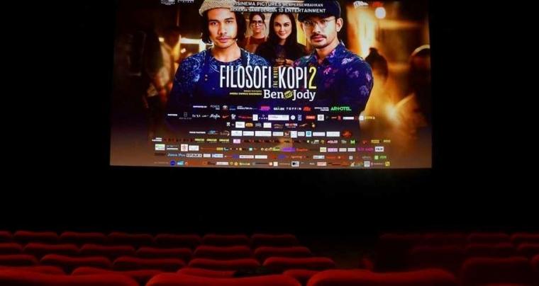 Film Filosofi Kopi 2, Temukan Rasa Nikmatnya
