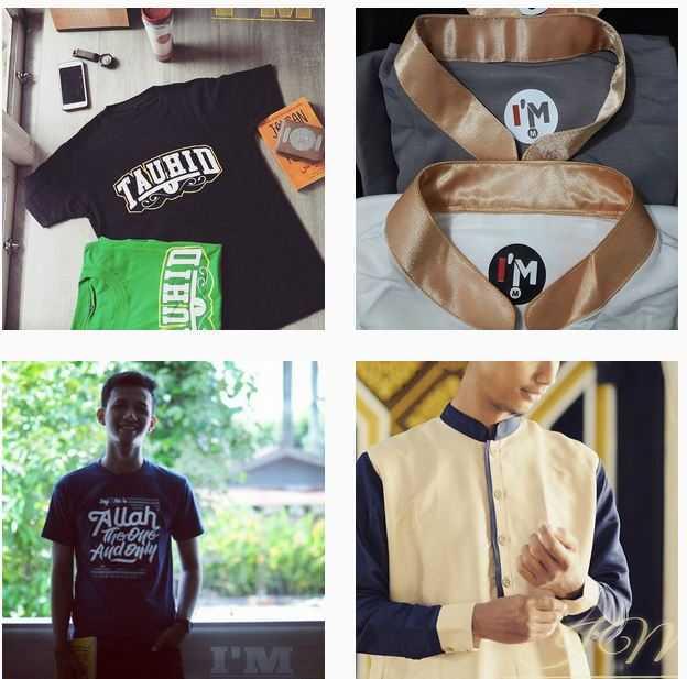 I'M Muslim Apparel : Kiblat Fashion Dakwah