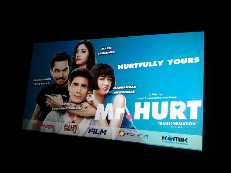 3 Hal Menarik dari Film Mr Hurt