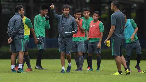 Ini Peluang Timnas U-22 Lolos ke Putaran Final Piala Asia U-23 China 2018