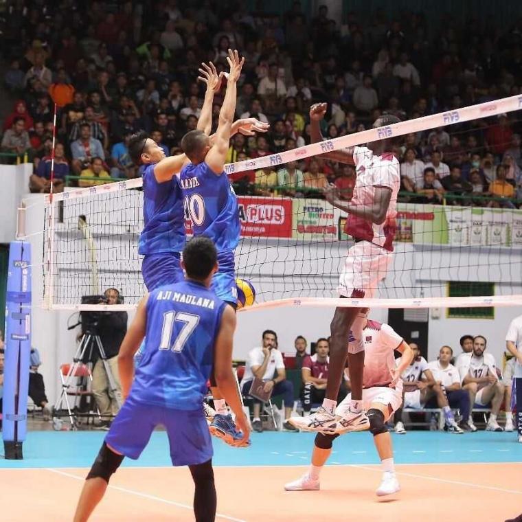 Indonesia Kantongi Tiket Terakhir 8 Besar Kejuaraan Asia