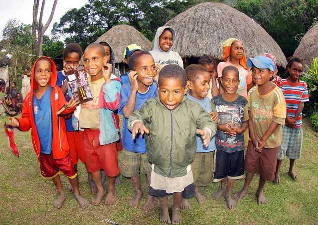 Lima Profesi Populer yang Menjadi Impian Bocah Papua