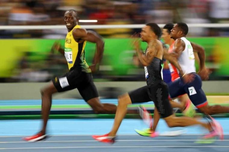 "Usain Bolt, ""The Final Fantasy"""