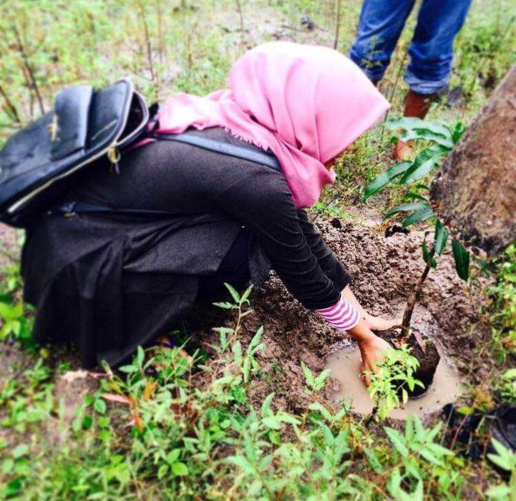 The Role of Youths in Preserving Forests in Combating Climate Change