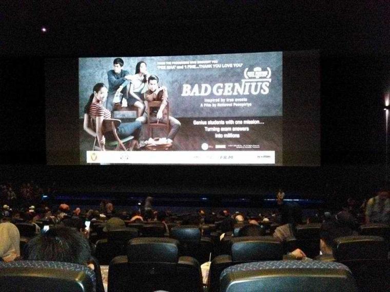 Film Bad Genius; Memikat dari Awal Hingga Akhir