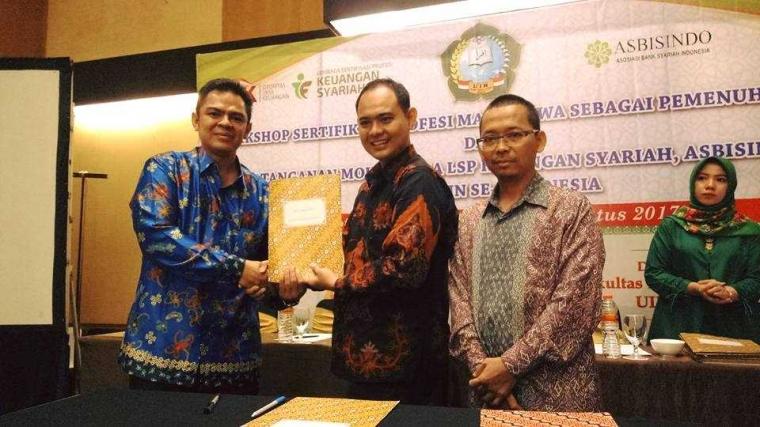 FEBI jalin MoU dengan 3 Lembaga Ekonomi dan Bisnis Islam