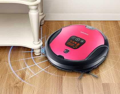 Komponen Vacuum Cleaner Robotic yang Jarang Dilirik Peminatnya