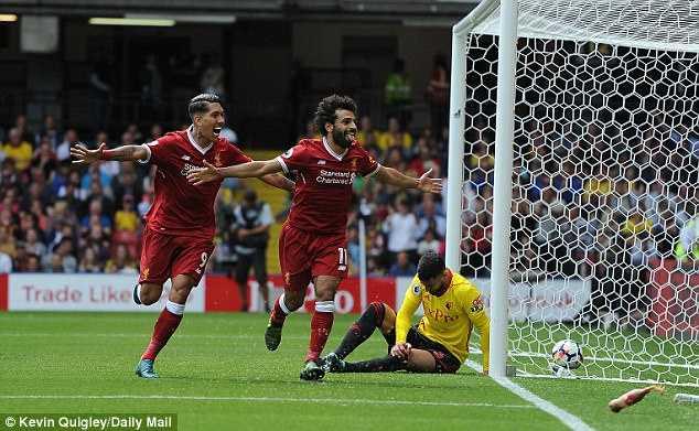 Salah Telat Panas, Kemenangan Liverpool Pun Kandas