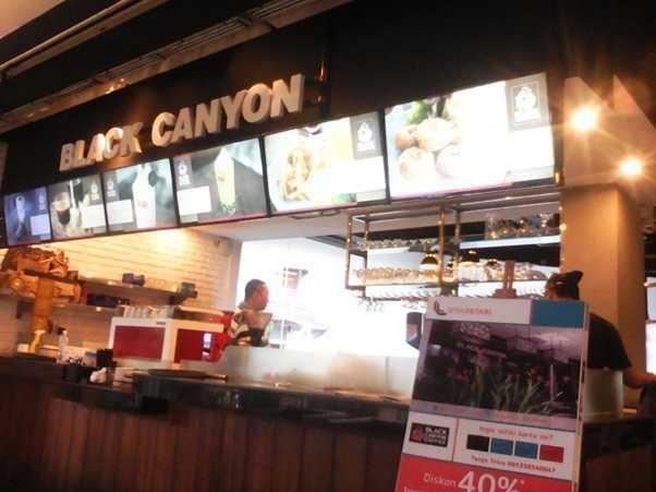 Black Canyon Coffe, Bukan Sekadar Coffe House