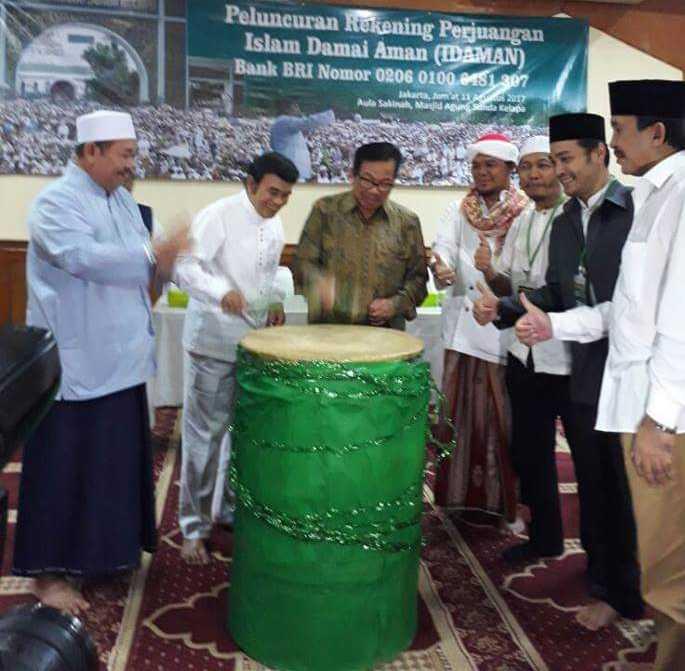 Sendi-sendi Rekening Perjuangan Islam Damai Aman (Idaman)