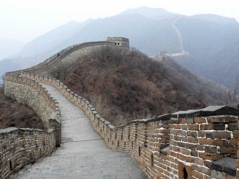 Riwayat Singkat Tembok Besar Tiongkok