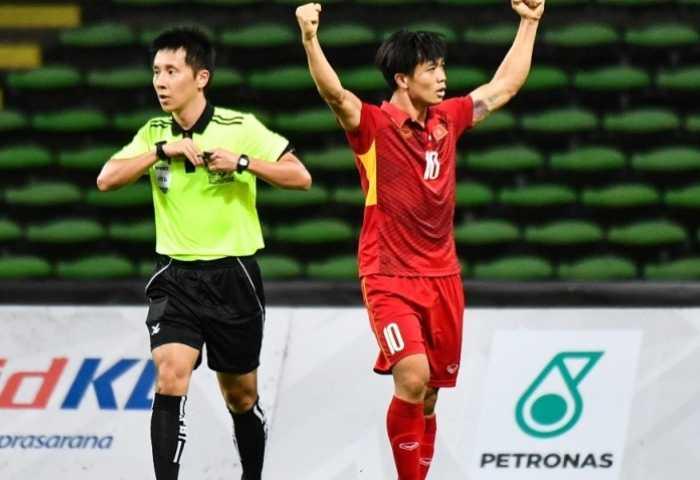Nonton TV Online : Vietnam dan Thailand Pesta Gol, Timnas U-22 Mulai Berhitung