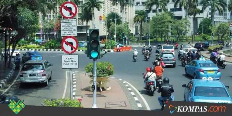 Pelarangan Pesepeda Motor Bukan Diskriminasi tapi Melanggar Konstitusi