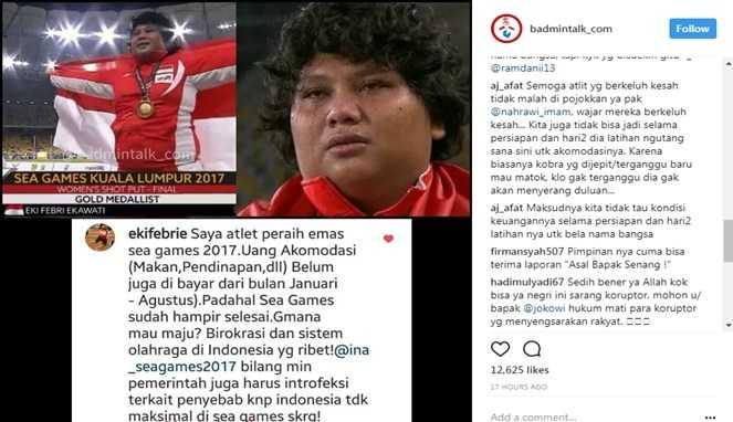 Siapa yang Patut Disalahkan atas Melorotnya Prestasi Olahraga Indonesia?