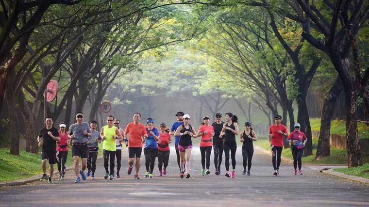 Olahraga Lari, Lekatkan ke Gaya Hidup Pastilah Melesat