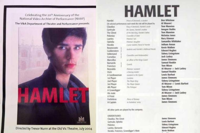 To Be Or Not To Be, The Tragedy Of Young Prince Hamlet
