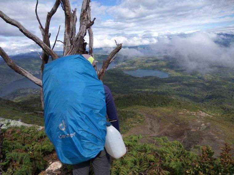 Mendaki Sendirian tapi Tak Kesepian