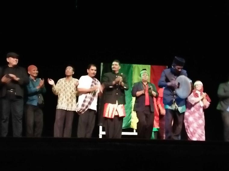 Tergoda Dara Muda: Lakon Komedi Aceh Mengangkat Persoalan KDRT