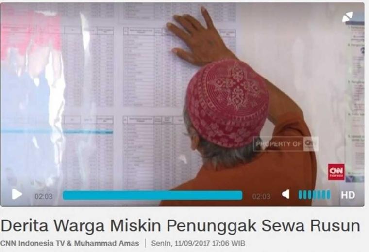 Penunggak Sewa Rusun: Bom Waktu Jakarta