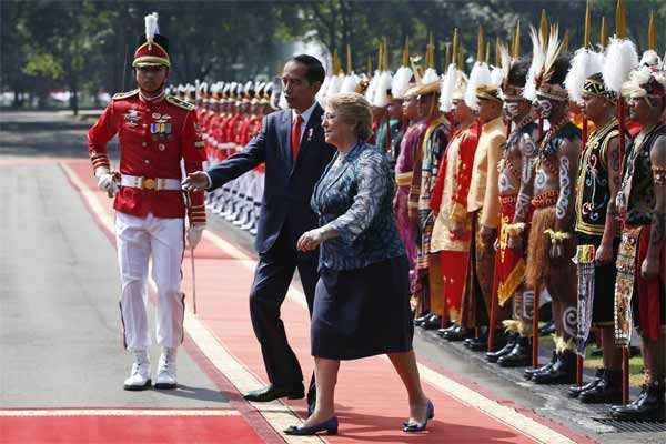 Bachelet, Perempuan Presiden yang Peka Gender