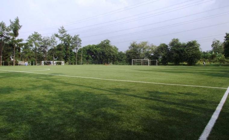 Inilah Lapangan Sintetis Berstandar FIFA Pertama di Indonesia