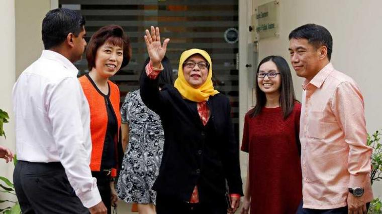 Presiden Halimah, Bukti Kekalahan Puak Melayu Singapura