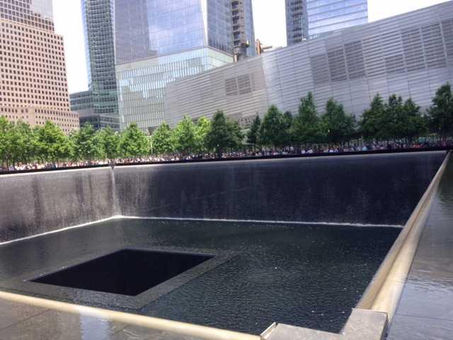 Mengenang Tragedi 9/11 di Manhattan: Kekerasan Tak Pernah Memecahkan Masalah