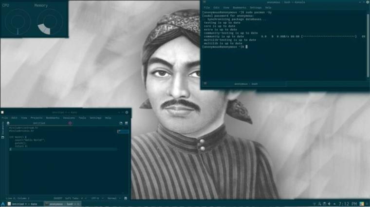 Filosofi Linux dan Keikhlasan