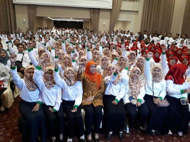 Lain Sisi: Mensos Buka Bintap PKH Surabaya, Perluasan PKH Cair 2018