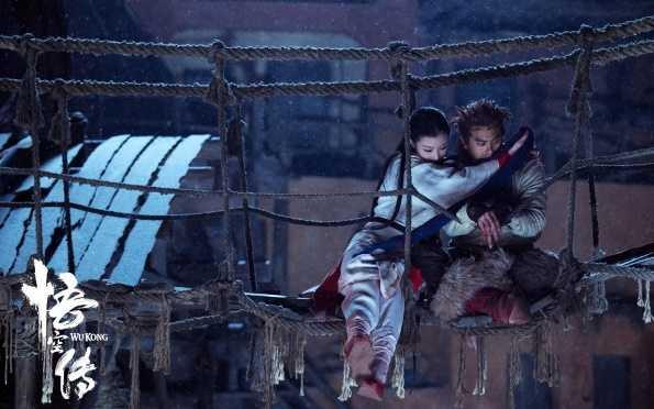 Film Wu Kong dan Ujicoba Gaya Postmodern