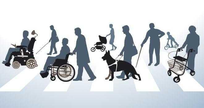 Aksesibilitas bagi Disabilitas di Ruang Publik Luar Bangunan