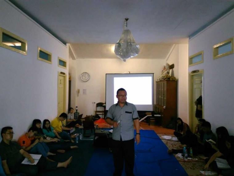 Pendidikan Karakter di Universitas Ma Chung