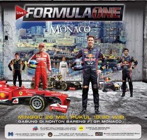 Ikuti Nonton Bareng F1 GP Monaco bersama KompasTV
