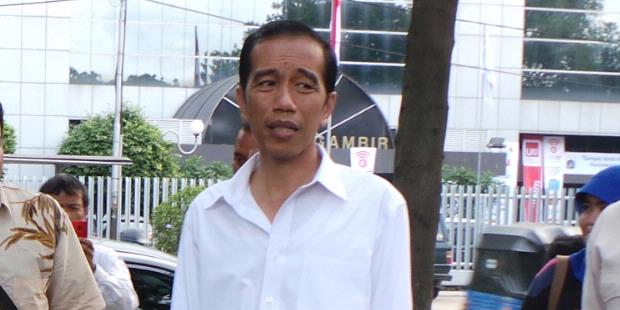 Jokowi Jurkam Tak Laku di Sumut, PKS Menang