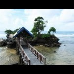 Surga Bawah Laut Pantai Samboang