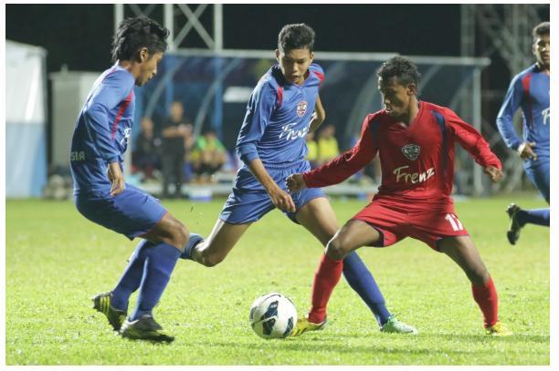 Imbangi Malaysia, Indonesia amankan tiket semifinal ACT 2013