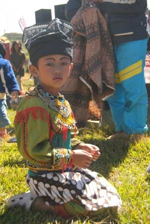 Ritual Rambut Gimbal di Negeri Kahyangan